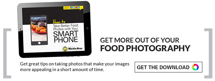 Ebook CTA: Food Photography Tips