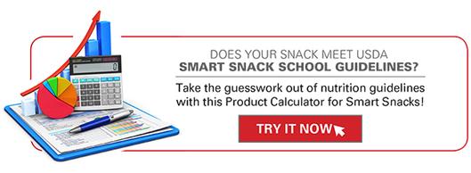 Smart Snack School Calculator