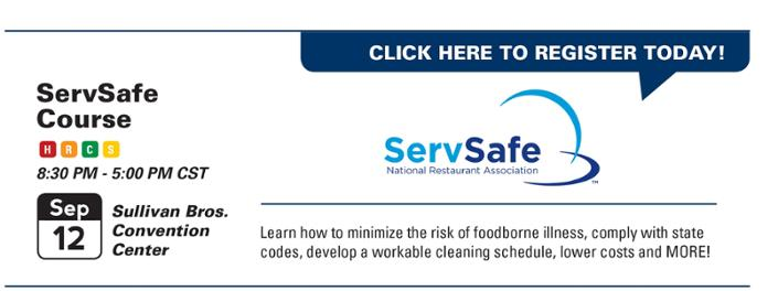 Foodservice Food Safety Event