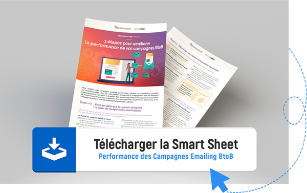 Télécharger la Smart Sheet 2