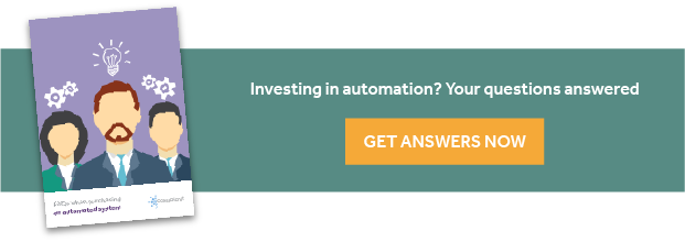 FAQs when purchasing an automated system