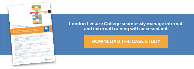London Leisure College Case Study