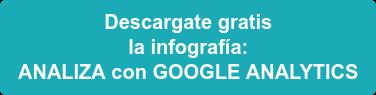Descargate gratis  la infografía:  ANALIZA con GOOGLE ANALYTICS