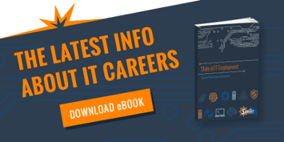 The Latest Info About IT Careers — Download the State of IT eBook