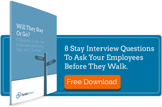 8 stay interview questions