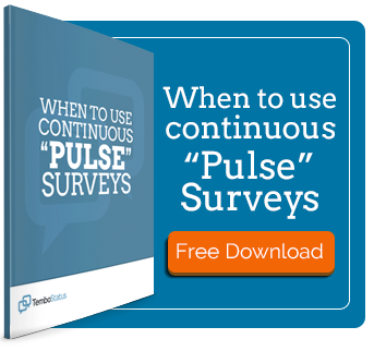 """Download """"When to use continuous Pulse Surveys"""""""