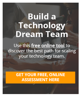 Build a Technology Dream Team. Start with This Online Assessment. →
