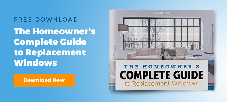homeowners guide to replacement windows