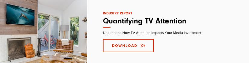 Quantifying TV Viewability