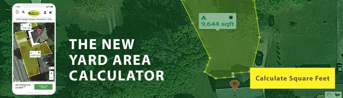 Try our new Yard Area Calculator