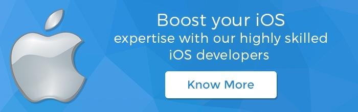 iOS CTA
