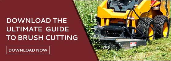 Guide to Skid Steer Brush Cutter Attachments