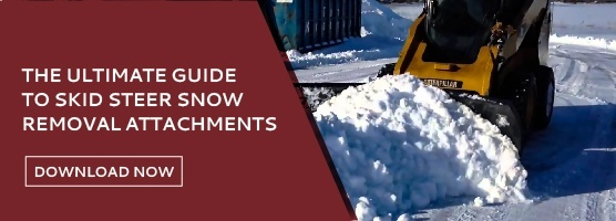 Guide to Skid Steer Snow Removal Attachments