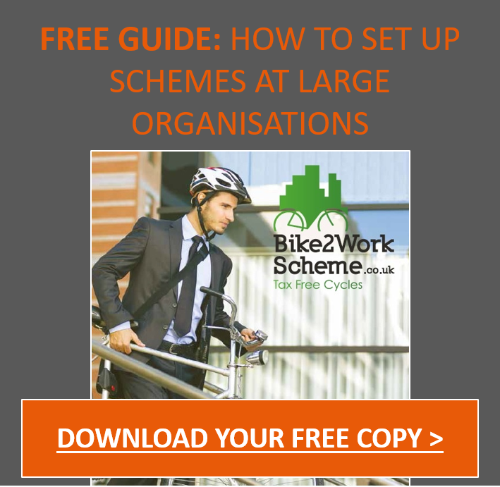 Bike2Work Scheme Blog Offer