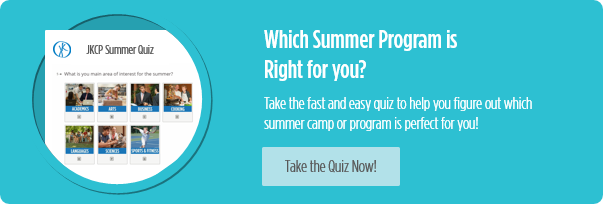 What summer program is right for you?