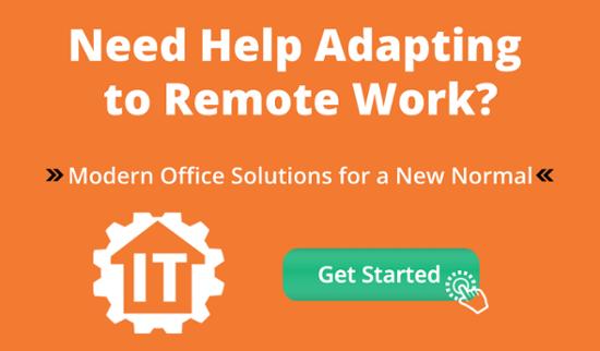 Need Help Adapting to Remote Work?