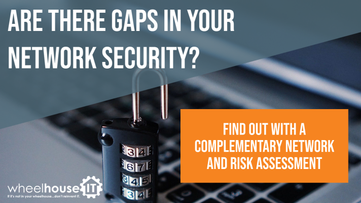 Get a network and risk assessment