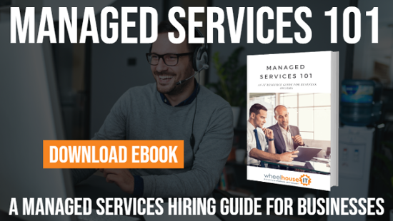 Get Free eBook - Managed Services 101 - Hiring Guide for Businesses