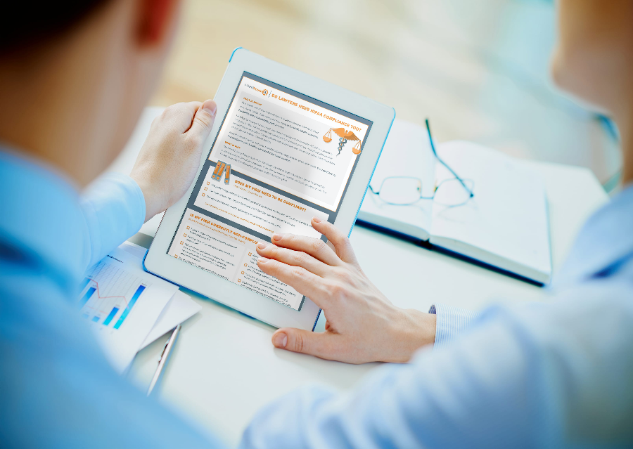 HIPAA Compliance for Law Firms Checklist