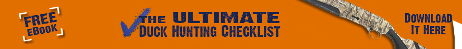 Download the Ultimate Duck Hunting Checklist