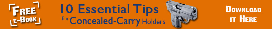 Download the Free guide in Concealed Carry Tips
