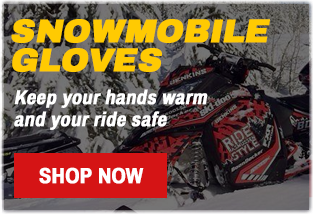 best snowmobile gloves to stay warm and dry