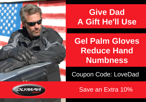 Fathers day sale motorcucle equipment gloves gifts