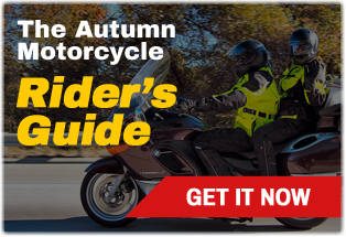 Autumn motorcycle rider's guide