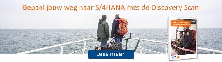 SAP S/4HANA Discovery Scan