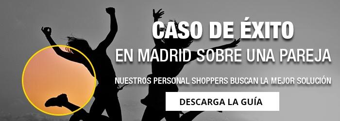 caso de éxito compra en madrid - pareja
