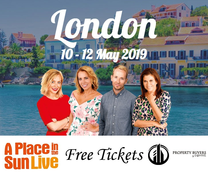 free tickets a place in the sun 19