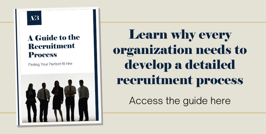 a guide to the recruitment process