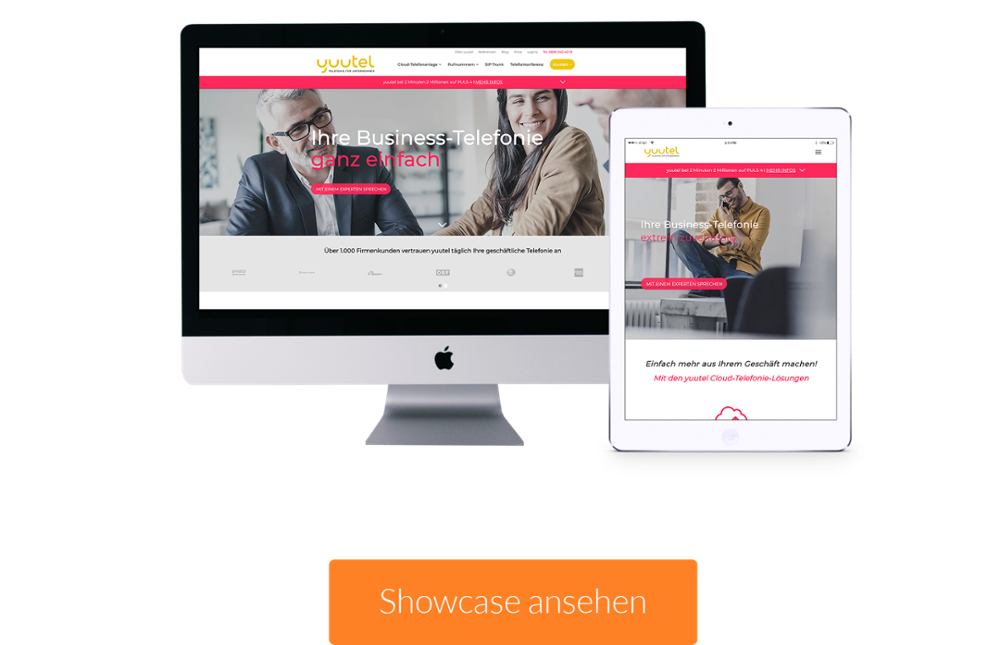 Website Automation Showcase yuutel