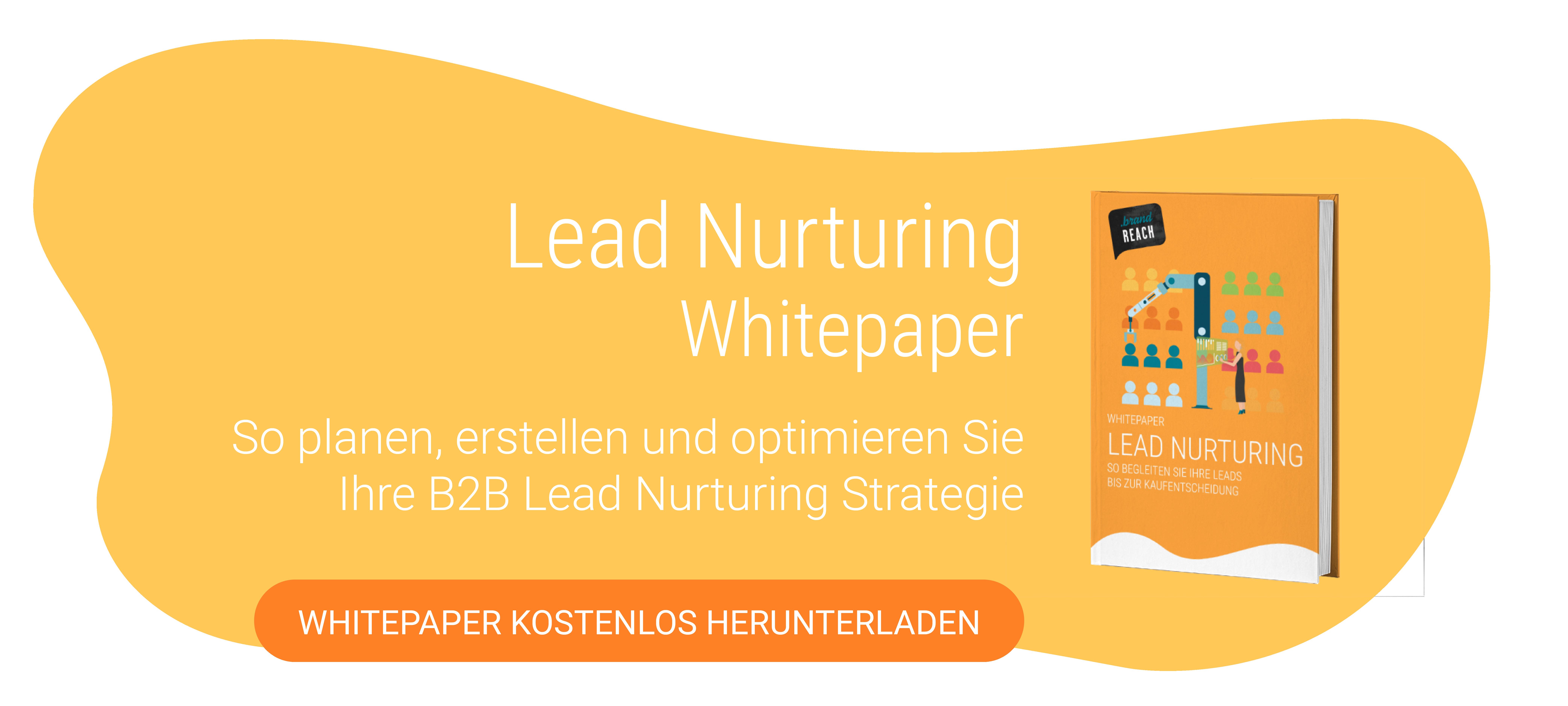 Lead Nurturing eBook herunterladen