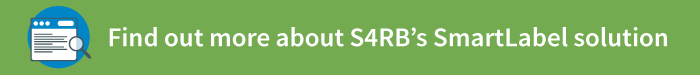 Find out more about S4RB's SmartLabel solution