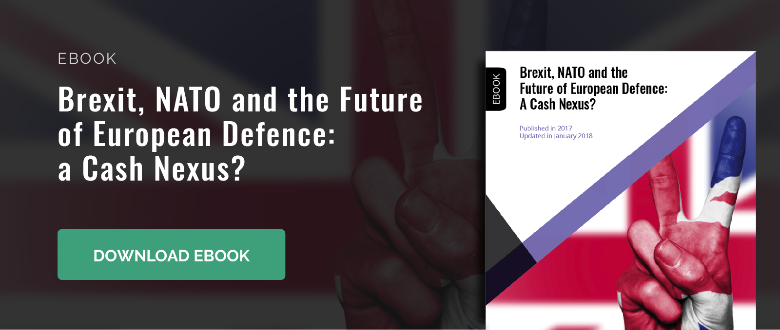 brexit NATO and the future of European Defence