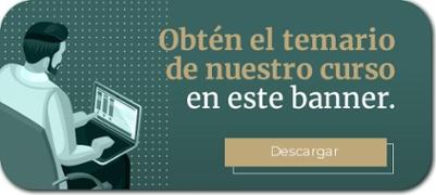 Banner para descargar temario Evaluación financiera de proyectos