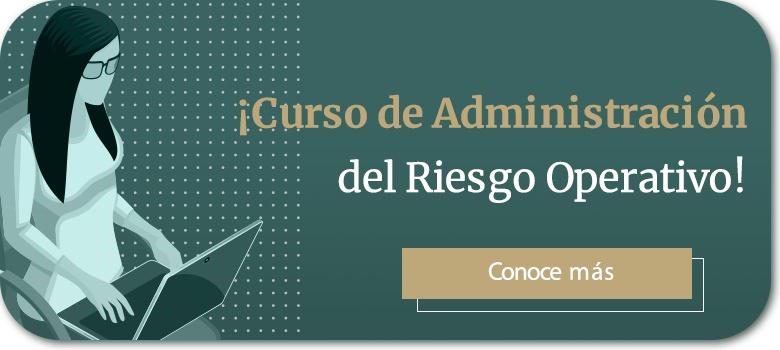 banner información curso administración del riesgo operativo