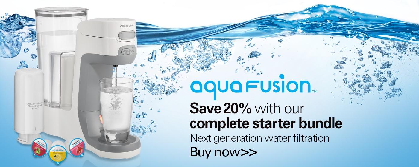 Aqua Fusion Complete Starter Bundle