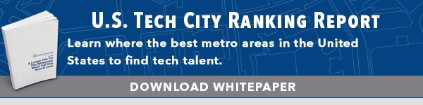 Download our US Tech City Ranking Report