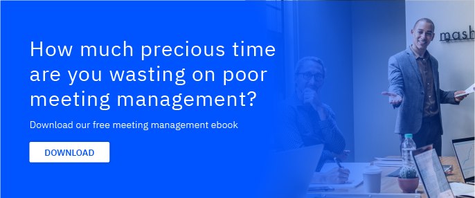 Free E-book: Meeting Management: How Much Time Do You Waste?