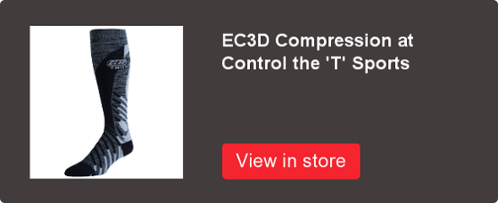 EC3D Compression Socks and Sleeves at Control the 'T' Sports