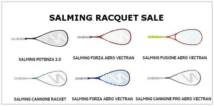 Salming Racquet Sale