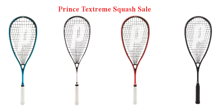Prince Textreme Squash Sale