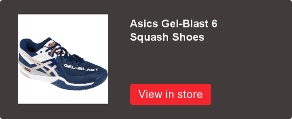 Asics Gel-Blast 6 Squash Shoes