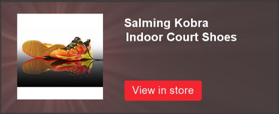 Salming Kobra Indoor Court Shoes