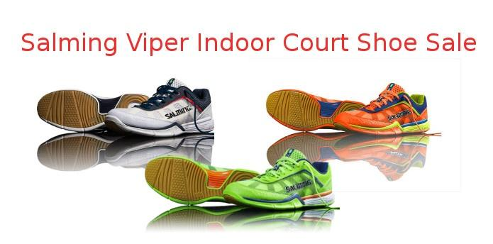 Salming Viper Indoor Court Shoe Sale