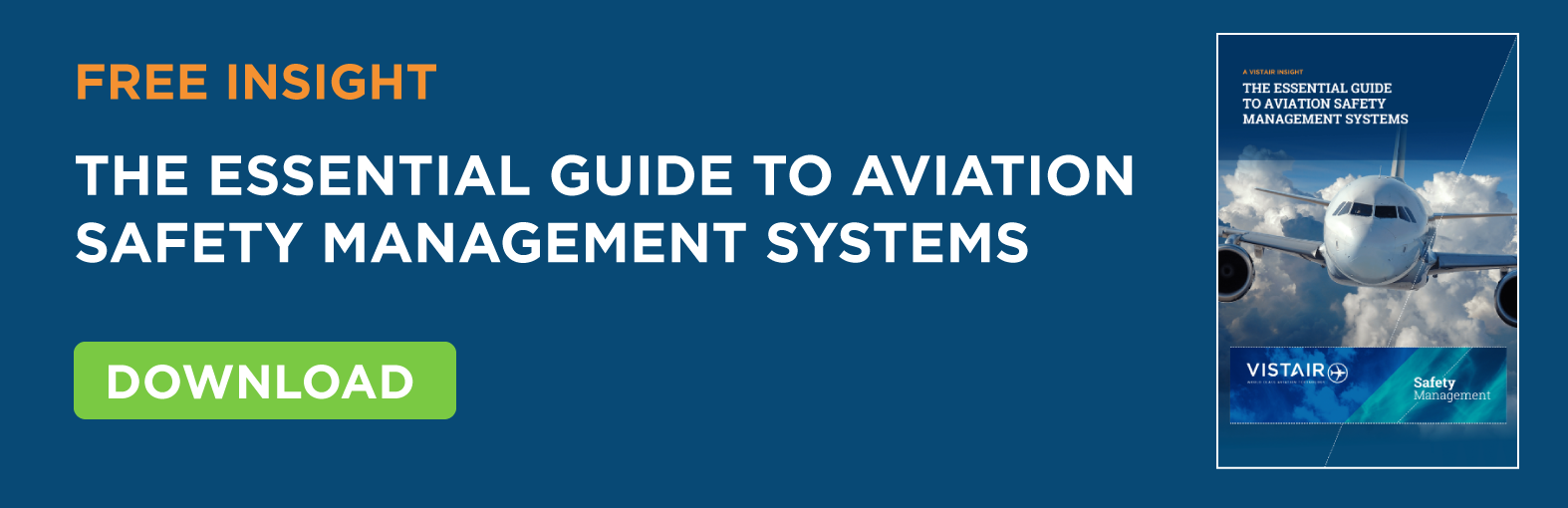 The essential guide to aviation safety management systems