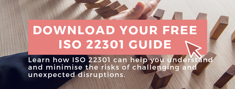 ISO 22301 Guide B