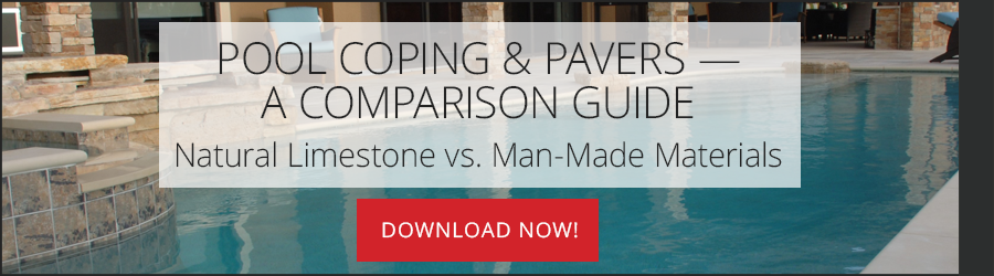 Pool Coping & Pavers Comparison Guide